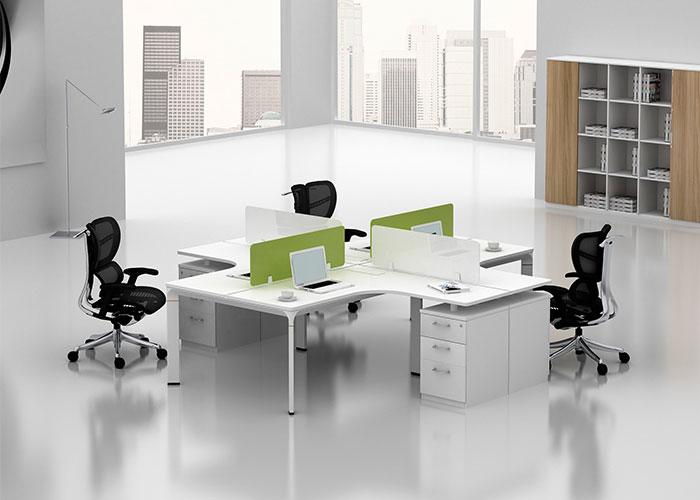 员工办公桌