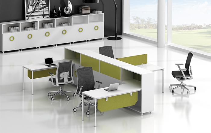 员工桌|办公隔断