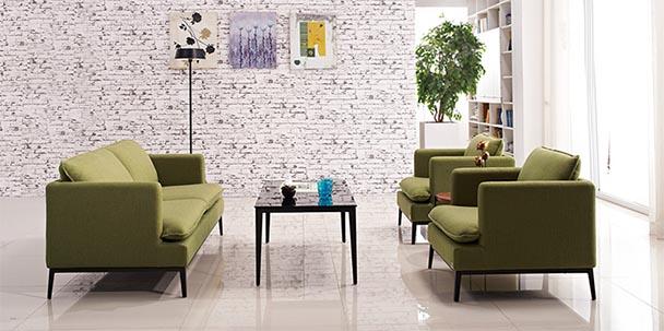 详解定做办公沙发 办公家具对线条设计的要求