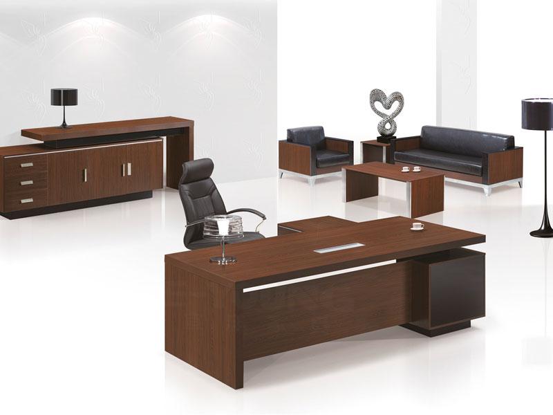 办公桌-老板桌-电脑办公桌-办公家具-办公家具厂
