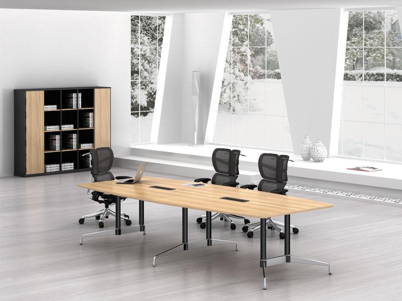 会议桌-板式家具会议桌-办公室会议桌-会议桌尺寸