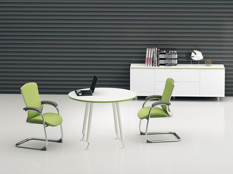 洽谈会议桌-洽谈桌尺寸-办公洽谈桌
