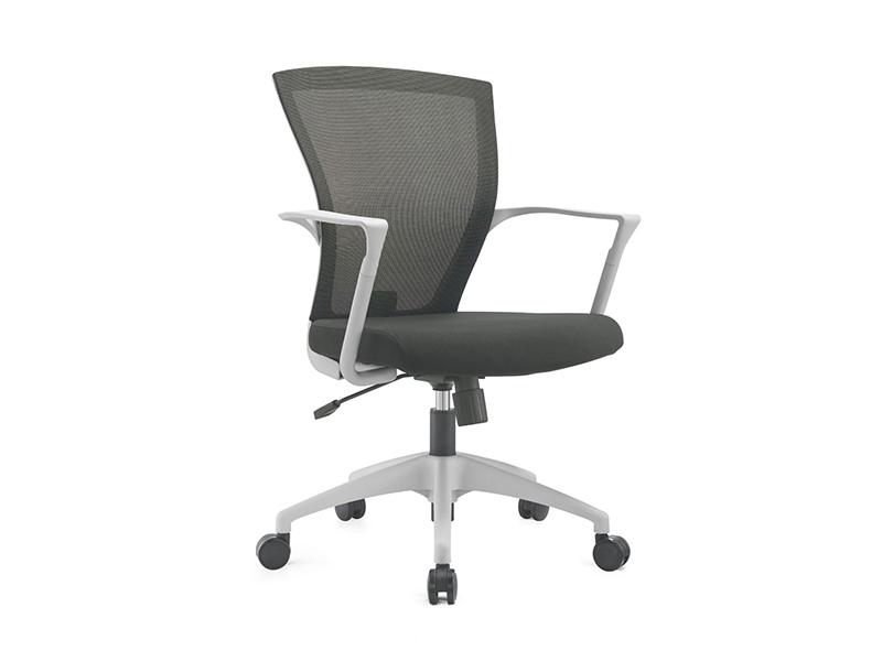 升降电脑椅-员工椅-旋转员工椅-高档办公椅