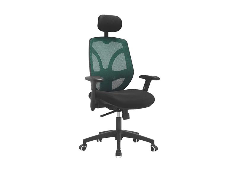 网布会议椅-办公椅-员工转椅-品牌办公椅