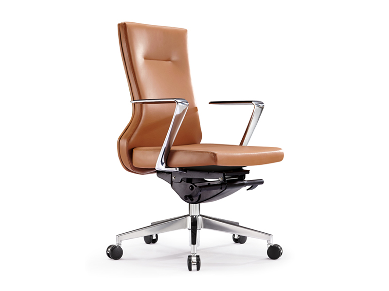 老板办公椅-老板旋转椅-皮质老板椅-牛皮椅子
