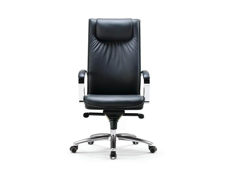 办公牛皮椅-牛皮大班椅-办公老板椅-办公椅尺寸