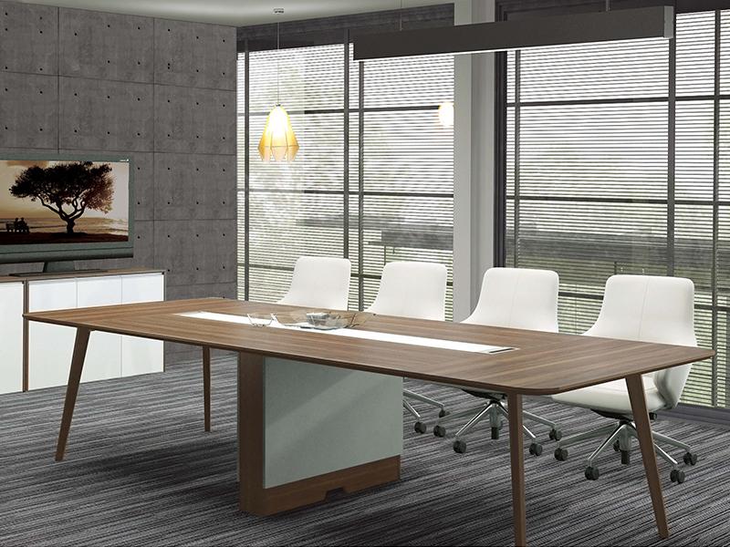 板式家具-办公会议桌-会议桌厂家