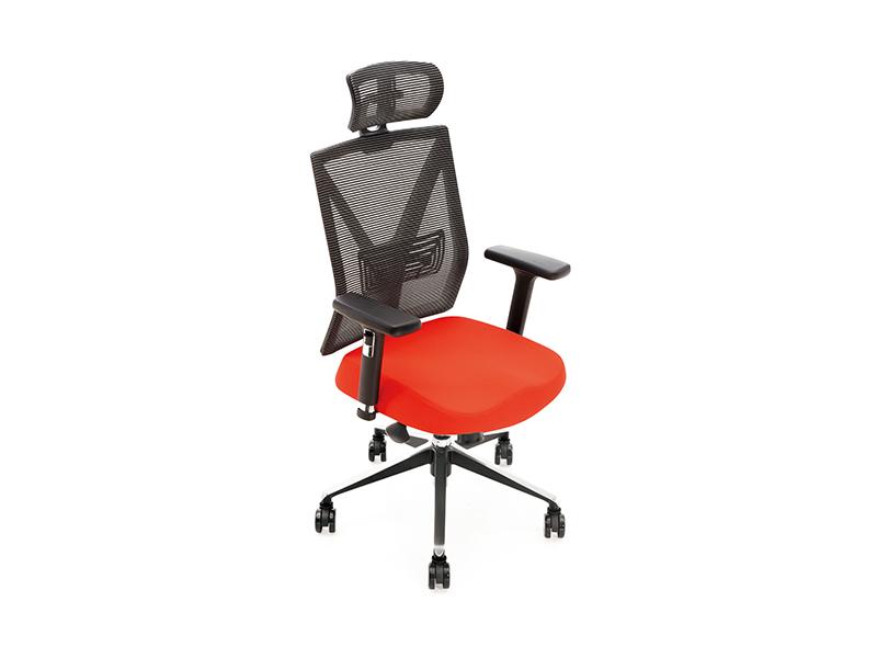 办公椅-电脑转椅-职员椅-网布透气转椅