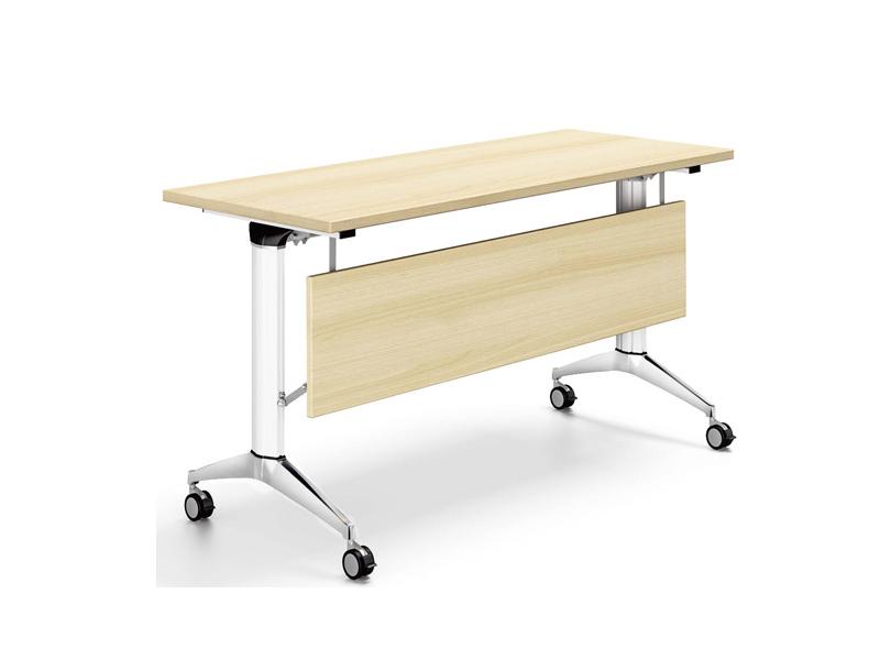 培训会议桌-板式培训桌-可折叠培训桌