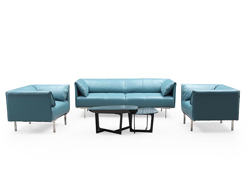 创意沙发-办公沙发厂家直销-商务沙发-会谈布艺沙发