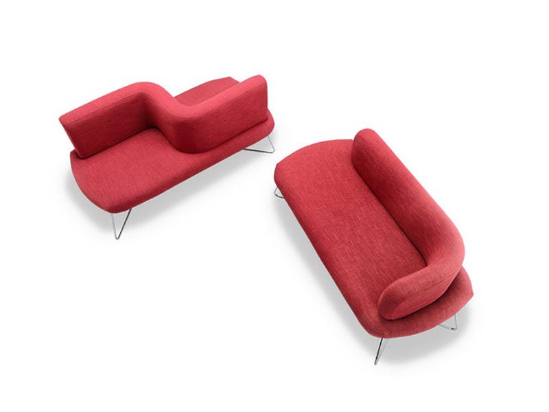 品牌布艺沙发-创意沙发组合-沙发图片-办公创意沙发
