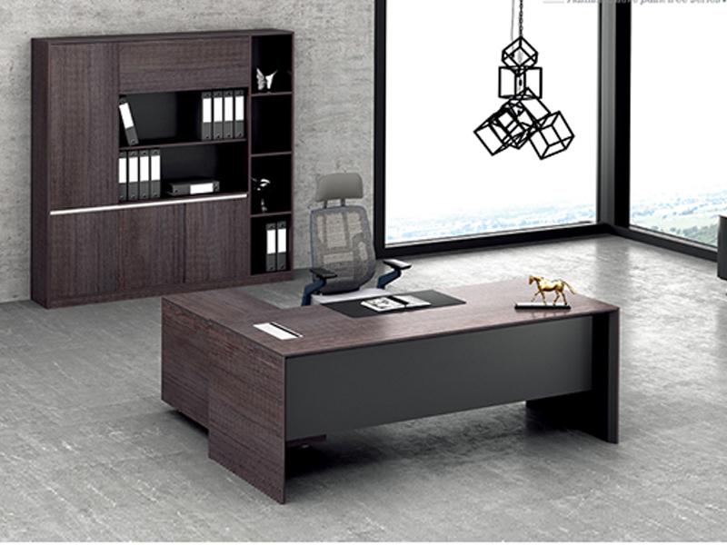 大班台-实木大班台-办公桌老板桌-办公家具大班台定做