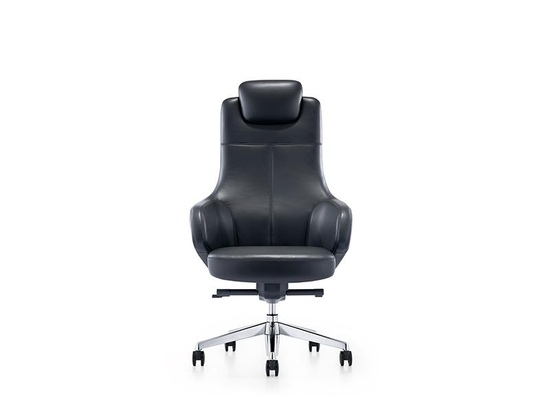 大班椅-老板椅-牛皮椅-老板椅转椅