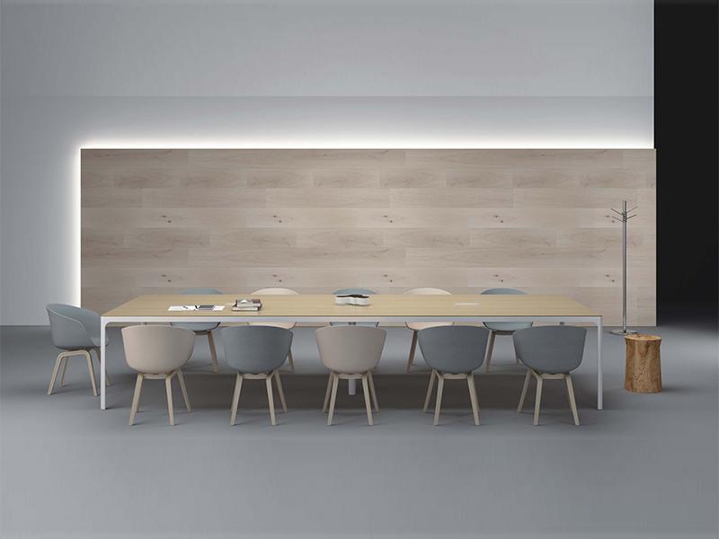 办公会议桌-板式会议桌-定制板式会议桌-上海会议桌