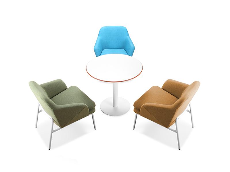 品牌布艺沙发-定做办公沙发-休闲沙发-员工沙发