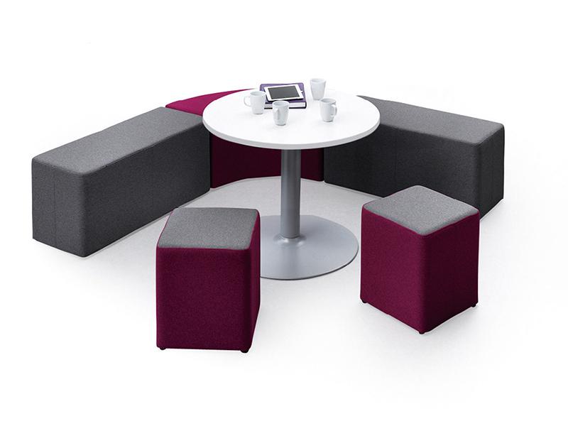 品牌沙发-办公沙发套装-定做布艺沙发-上海办公家具直销