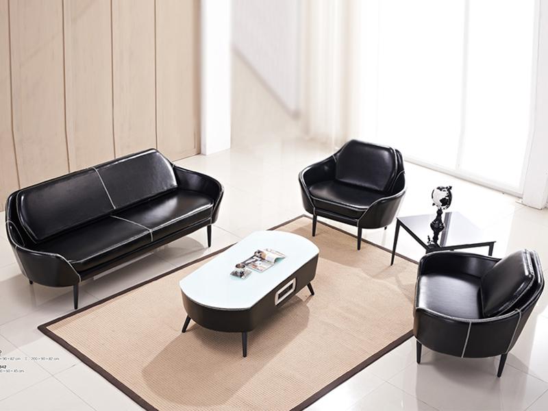 沙发图片-办公沙发-皮沙发-沙发尺寸-定制办公沙发