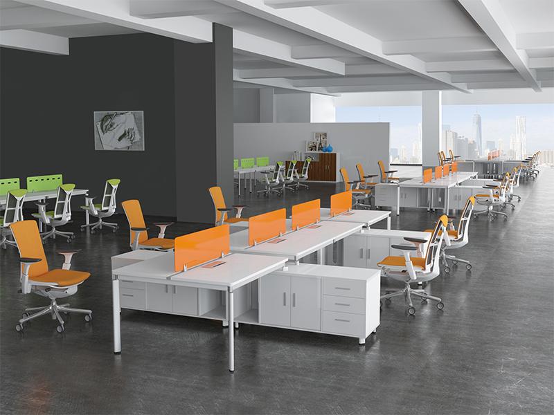 办公桌二人组歌曲_屏风式办公桌-办公桌二人组-职员桌-温州办公桌
