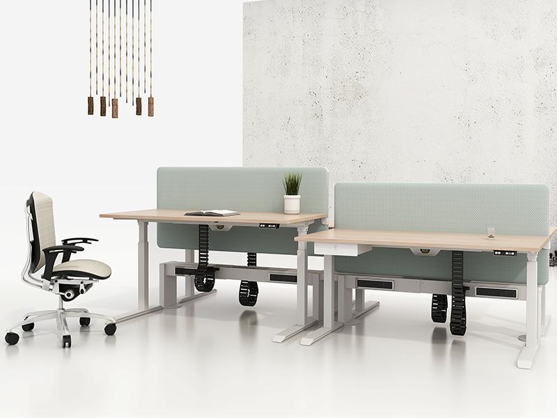 板式办公桌 EY-BS663