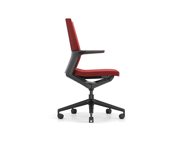 网布电脑椅-办公椅制造-女职员椅-职员网椅