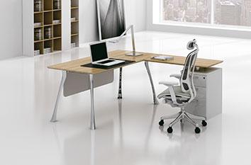 板式办公桌 EY-BS602