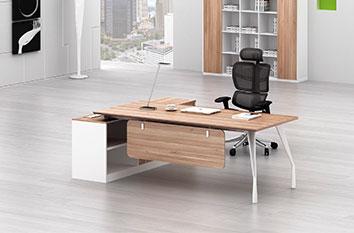 经理桌-板式职员桌-办公桌定制