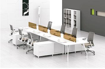 员工办公桌 EY-ZH6010