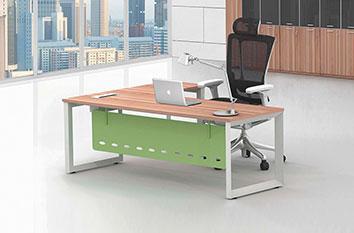 主管桌-办公桌图片-办公桌-定制板式办公桌-办公家具