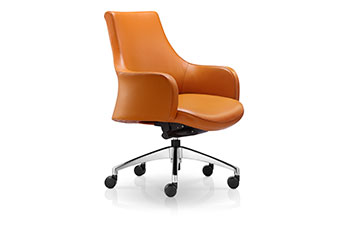 大班椅-老板大班椅-定做大班椅-牛皮旋转椅