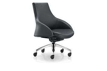 大班椅-总裁大班椅-订做大班椅-牛皮旋转椅
