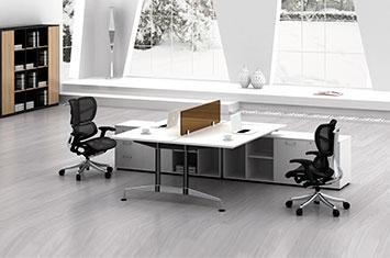 员工办公桌 EY-ZH6016