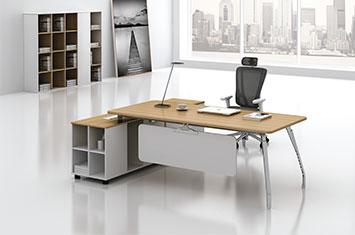 板式办公桌生产-定制办公家具-员工办公桌