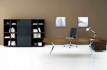 板式办公桌 EY-BS636