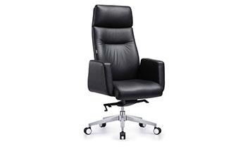 办公老板椅-旋转老板椅-皮椅-椅子图片