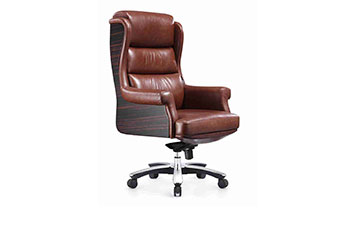 皮椅-升降老板办公椅-电脑椅-中班椅