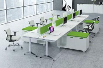 员工办公桌 EY-ZH6019