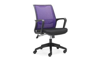 办公电脑椅-网布转椅-滑轮职员椅-可升降椅