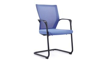 会议椅尺寸-会议用椅-网布会议椅-大连会议椅