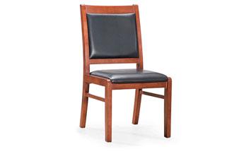 接待椅-實木椅-定做接待椅-佛山會議椅