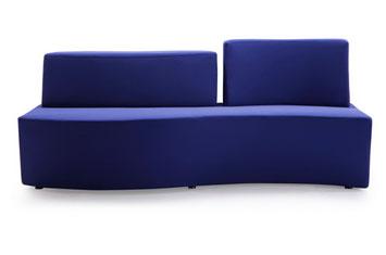 品牌创意沙发直销-办公布艺沙发-办公家具直销-办公沙发