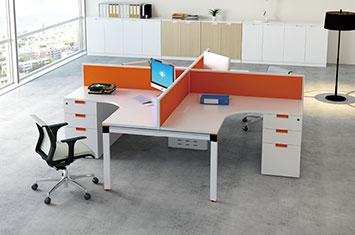 员工办公桌 EY-ZH6015