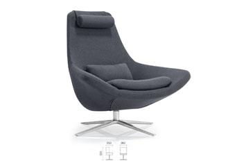 休闲沙发EY-SF8100