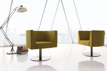 办公休闲沙发直销-会谈独坐沙发-上海沙发厂-布艺沙发摆放