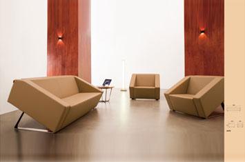 定制沙发-沙发-牛皮沙发-办公沙发-双人沙发