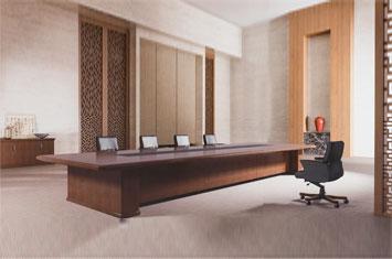 办公会议桌-办公室会议桌-会议桌价格-办公家具厂-实木办公家具