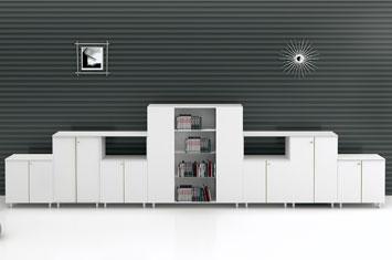 板式文件柜 EY-WJG2012
