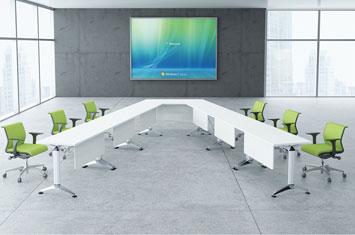 折叠桌-折叠培训桌-培训桌-培训辅导桌