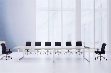办公会议桌-定制多人会议桌-会议桌家具-办公室会议桌