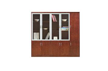实木文件柜 EY-WJG1017