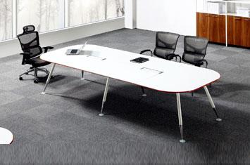 板式小会议桌-板式商务会议桌-会议桌尺寸